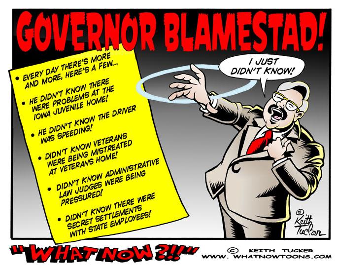 gov blamestad