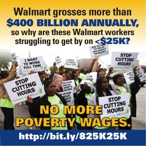 No More Poverty Wages