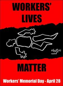 working lives matter kono wmd 2015