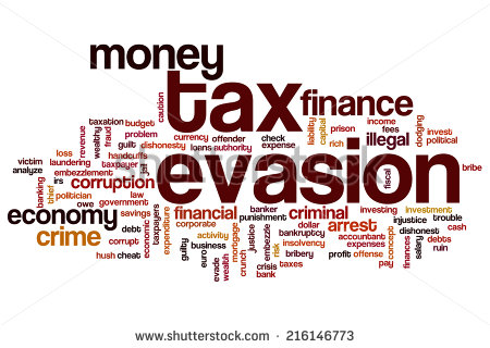 how to avoid tax evasion