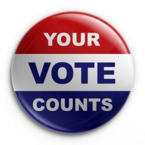vote your vote counts
