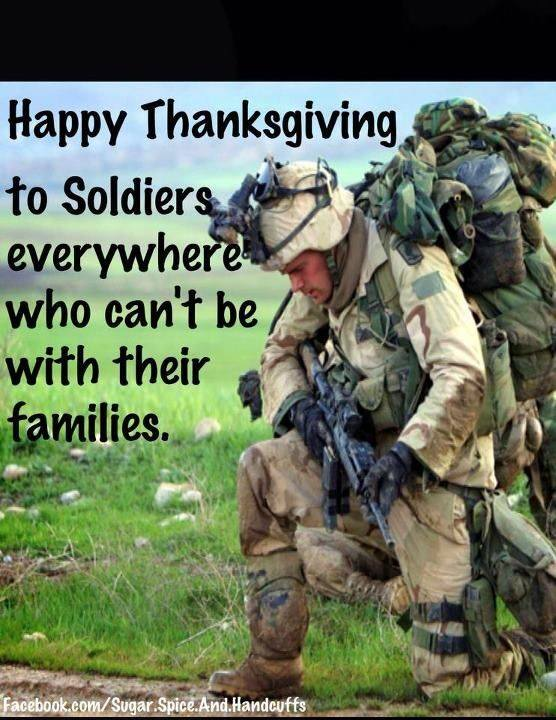 happy thanksgiving vets