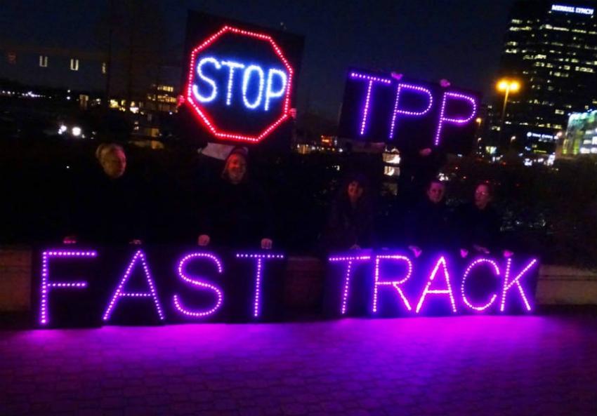 stop tpp in track