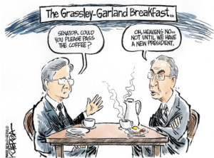 grassley coffee