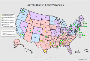 current court vacancies