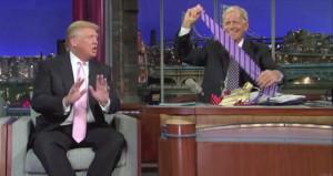 Letterman-Trump