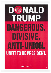 trump anti union
