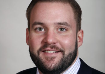 **FILE** Shown in this Tuesday, Feb. 7, 2017, file photo is State Rep. Jake Highfill, R-Johnston, at the Statehouse in Des Moines, Iowa. (AP Photo/Charlie Neibergall)