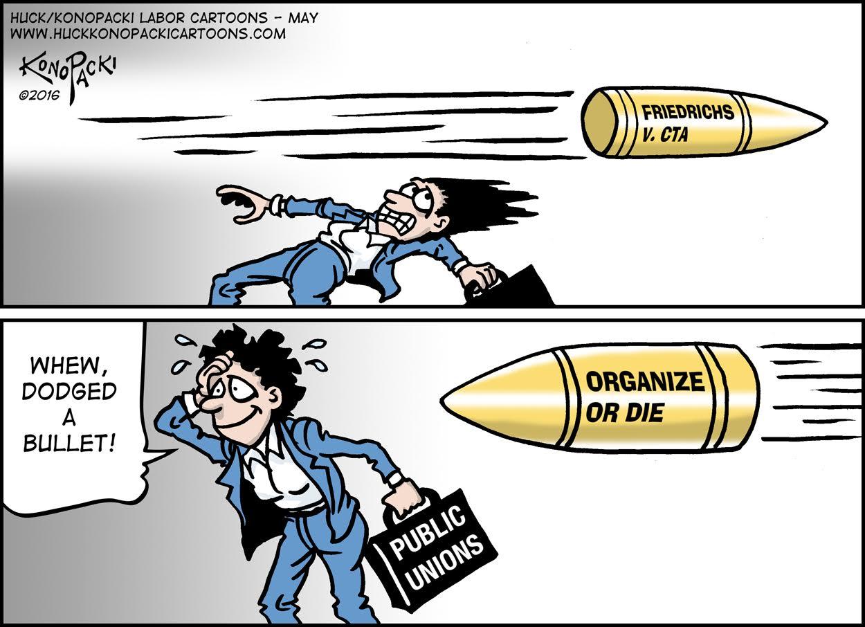 Dodged a bullet | Iowa Labor News